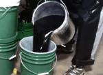 BECCA Preflocculation Pouring Waste