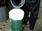 BECCA FILTERING Flocculated product