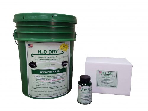 H2O Dry Bulk Container & Pack