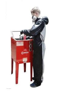 BECCA S20A Automatic Spray Gun Cleaner