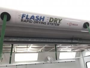 Flash Dry install