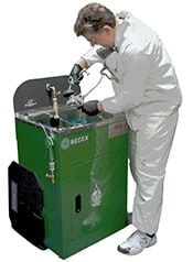 BECCA E100 Manual Spray Gun Cleaner