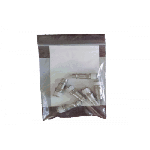 High Flow Stem 6-Pack Male