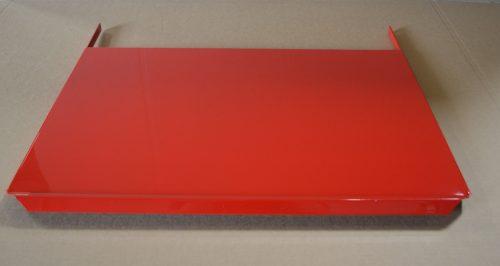 Cover Door - Red