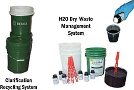 Step Three - Waste Management System - Waterborne